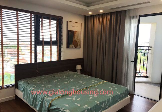 Apartment in D'.Le Roi Soleil Quang An for rent 7