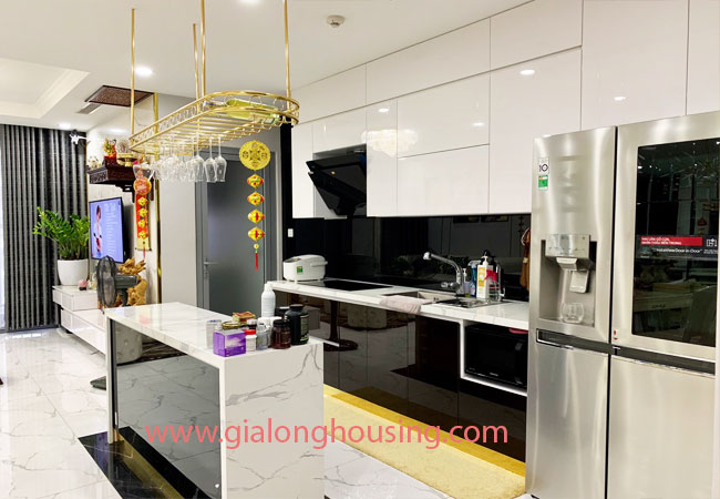 Luxury apartment for rent in Park 5 building Times City 2