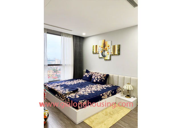 Luxury apartment for rent in Park 5 building Times City 5