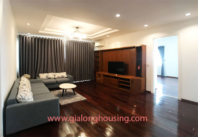 4 bedroom apartment apartment for rent in Ciputra, E4 building 1