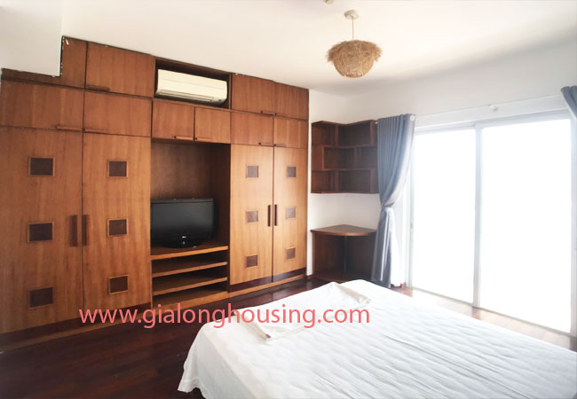 4 bedroom apartment apartment for rent in Ciputra, E4 building 10