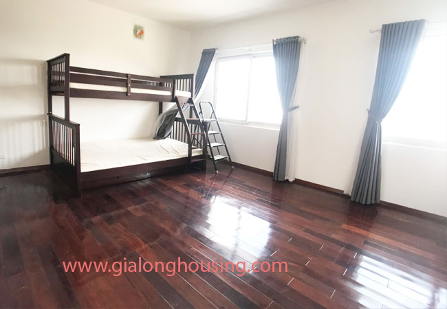 4 bedroom apartment apartment for rent in Ciputra, E4 building 12