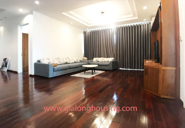 4 bedroom apartment apartment for rent in Ciputra, E4 building 2
