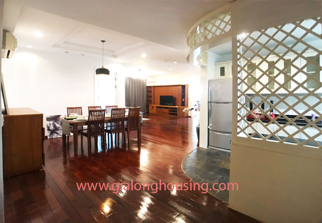 4 bedroom apartment apartment for rent in Ciputra, E4 building 3