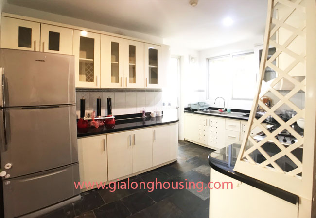 4 bedroom apartment apartment for rent in Ciputra, E4 building 5