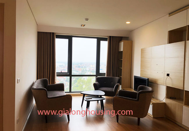 Fully furnished apartment for rent in Mipec Riverside 4