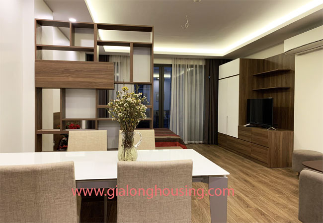 Cheap 02 bedroom apartment for rent in Truc Bach Area 1
