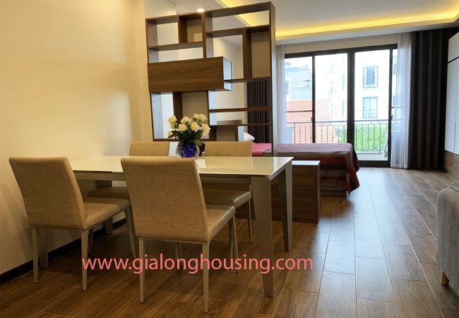 Cheap 02 bedroom apartment for rent in Truc Bach Area 2