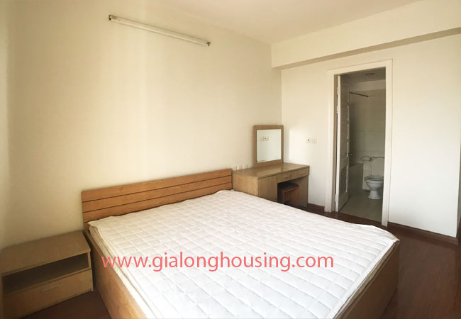 4 bedroom apartment for rent in E4 building Ciputra 10