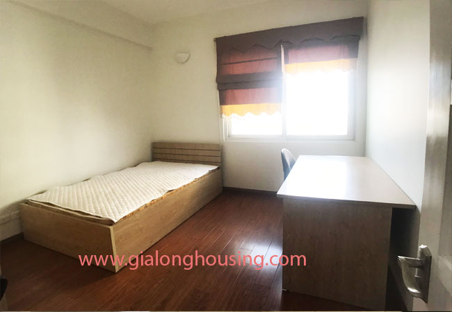 4 bedroom apartment for rent in E4 building Ciputra 13