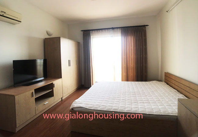4 bedroom apartment for rent in E4 building Ciputra 9