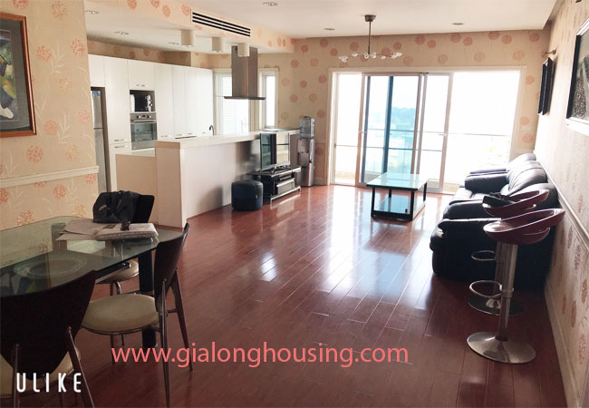 lake view apartment for rent in Golden Westlake, 02 bedroom 1