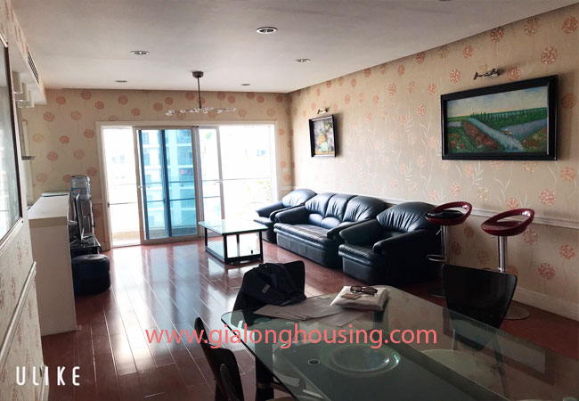 lake view apartment for rent in Golden Westlake, 02 bedroom 3