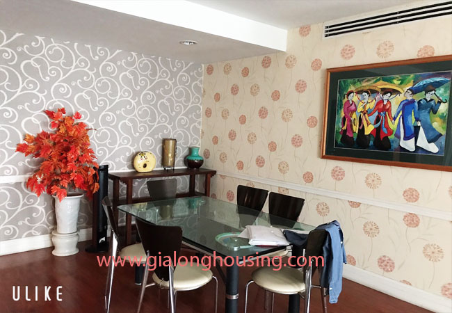 lake view apartment for rent in Golden Westlake, 02 bedroom 4