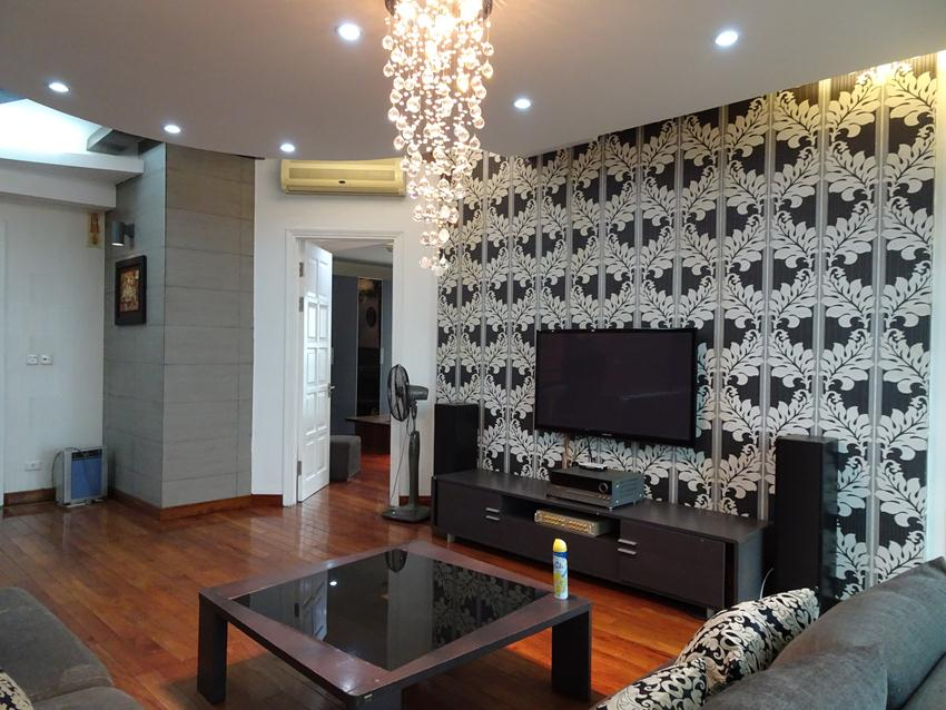 3 bedroom apartment for rent in E building, Ciputra