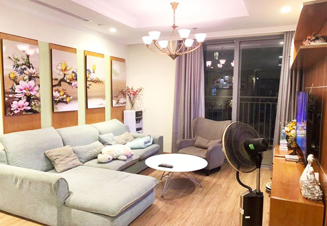 3 bedroom apartment for rent in Park 7 building, Times City