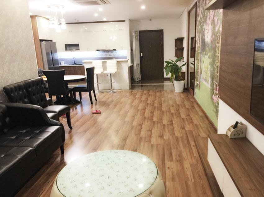 3 bedroom apartment in Ngoai Giao Doan - Bac Tu Liem for rent