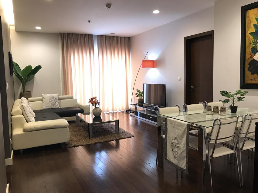 3 bedroom apartment in Nui Truc - Lancaster building