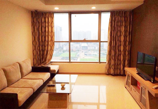 3 bedroom apartment in Thang Long number 1 for rent