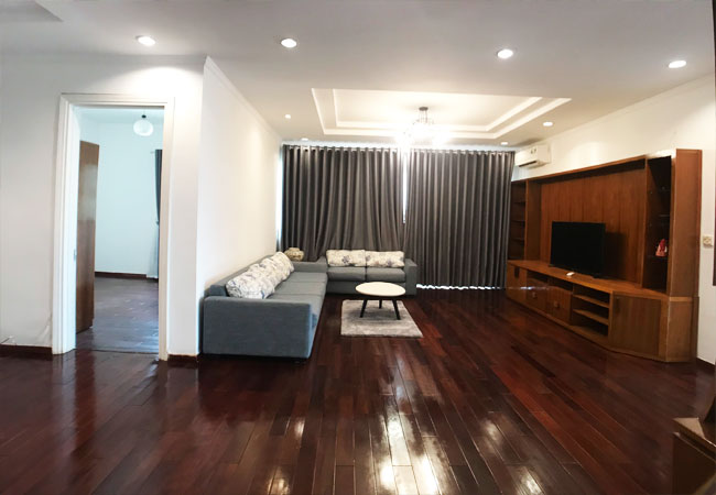 4 bedroom apartment apartment for rent in Ciputra, E4 building