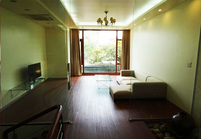 4 bedroom house for rent in Tay Ho Hanoi