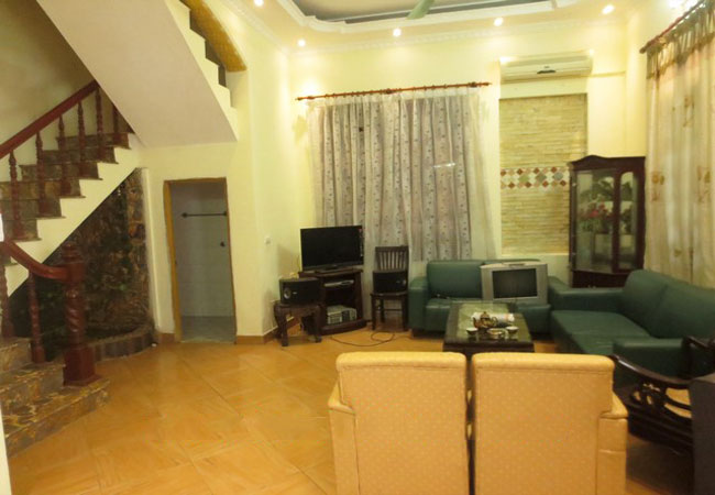 6 bedroom house for rent near Lotte building