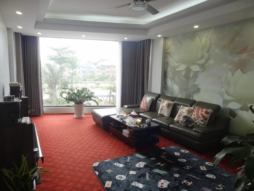 A new house in Buoi street : home or office for rent