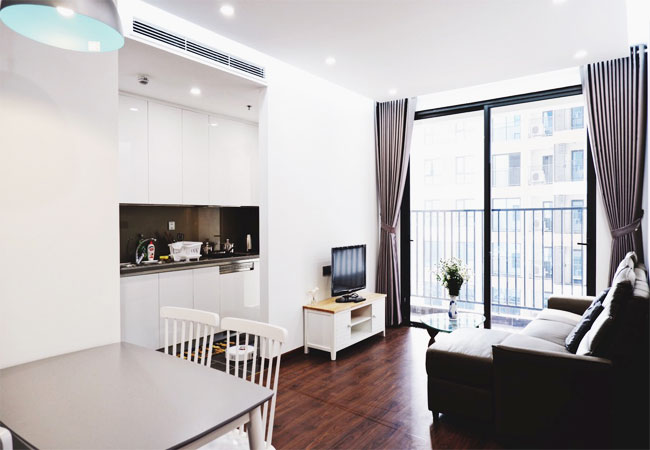 Apartment for rent in 6th Element building, Tay Ho district