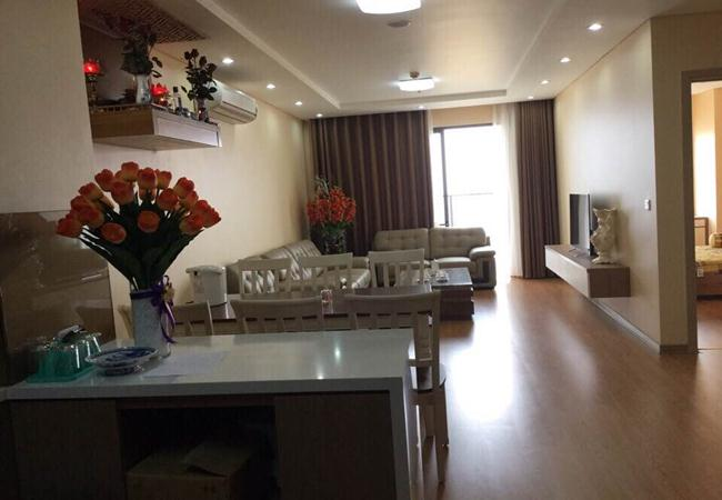 Apartment for rent in Ha Do Park view, 1,000$