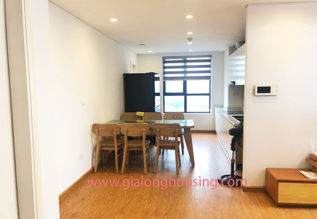 Apartment for rent in Hong Kong Tower, 02 bedroom