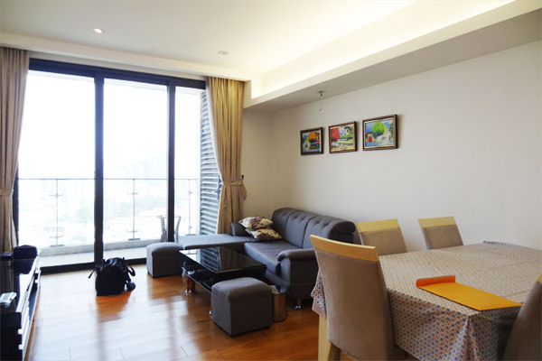 Apartment for rent in Indochina Ha Noi,fully furnished
