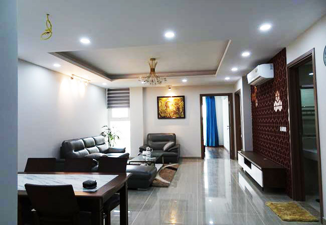 Apartment for rent in L4 building, Ciputra Ha Noi