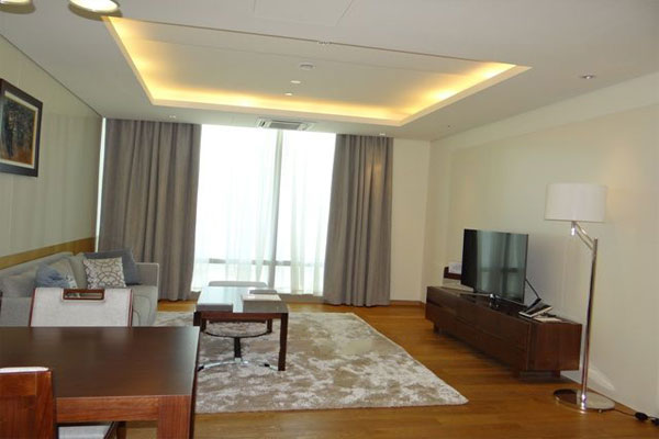 Apartment for rent in Lotte center Dao Tan