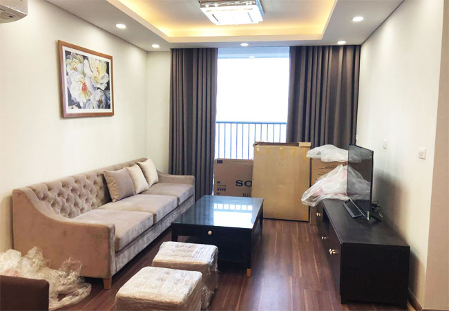 Apartment for rent in Lotus building, Ngoai Giao Doan Complex