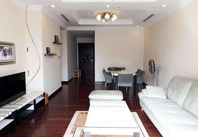 Apartment for rent in Royal  City, 02 bedrooms