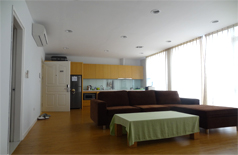 Apartment for rent in Tay Ho,lake view
