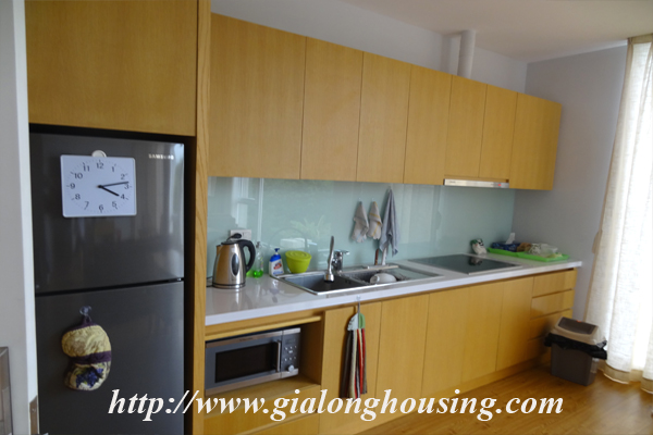 Apartment for rent in Tay Ho,lake view 3