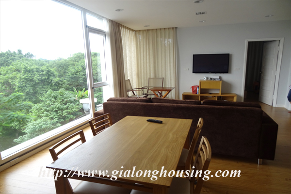 Apartment for rent in Tay Ho,lake view 6