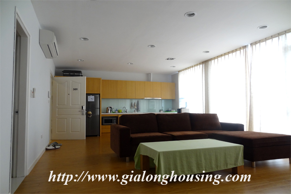 Apartment for rent in Tay Ho,lake view 7
