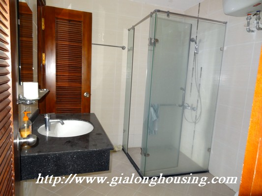 Apartment for rent in Veam building, Lac Long Quan street, Tay Ho district 1