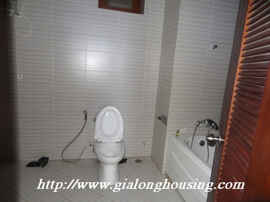 Apartment for rent in Veam building, Lac Long Quan street, Tay Ho district 10