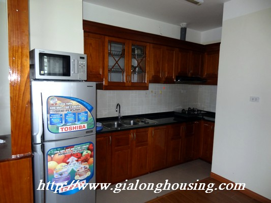 Apartment for rent in Veam building, Lac Long Quan street, Tay Ho district 12