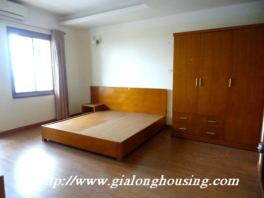 Apartment for rent in Veam building, Lac Long Quan street, Tay Ho district 2