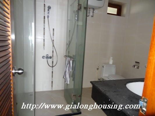 Apartment for rent in Veam building, Lac Long Quan street, Tay Ho district 4