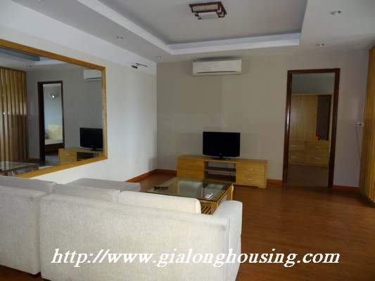 Apartment for rent in Veam building, Lac Long Quan street, Tay Ho district 6
