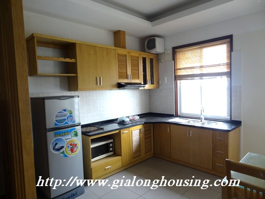 Apartment for rent in Veam building, Lac Long Quan street, Tay Ho district 8