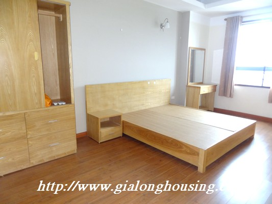 Apartment for rent in Veam building, Lac Long Quan street, Tay Ho district 9