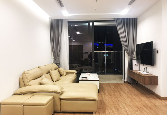 Apartment for rent in Vinhomes Metropolis, 2 bedrooms