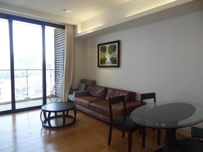 Apartment with 2 bedroom in Indochina Plaza for rent