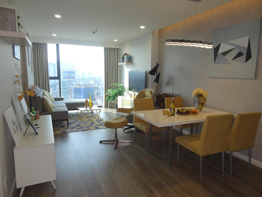 Artemis Le Trong Tan: 2 bedroom apartment for rent
